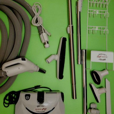 SUPER LUX Central Vacuum on/off Accessory Electric Kit 110