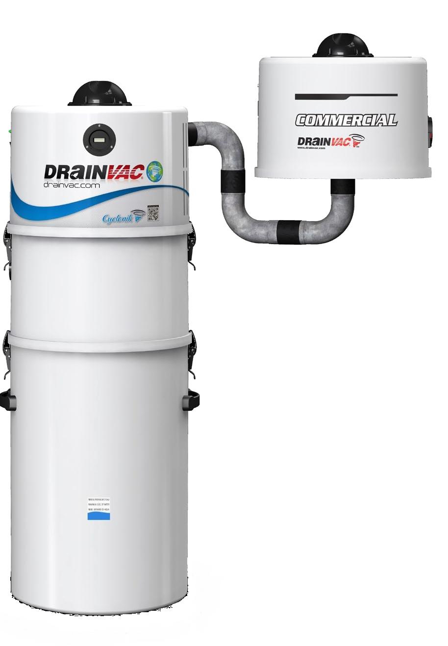 drain vac  cyclonik series  dv1r18