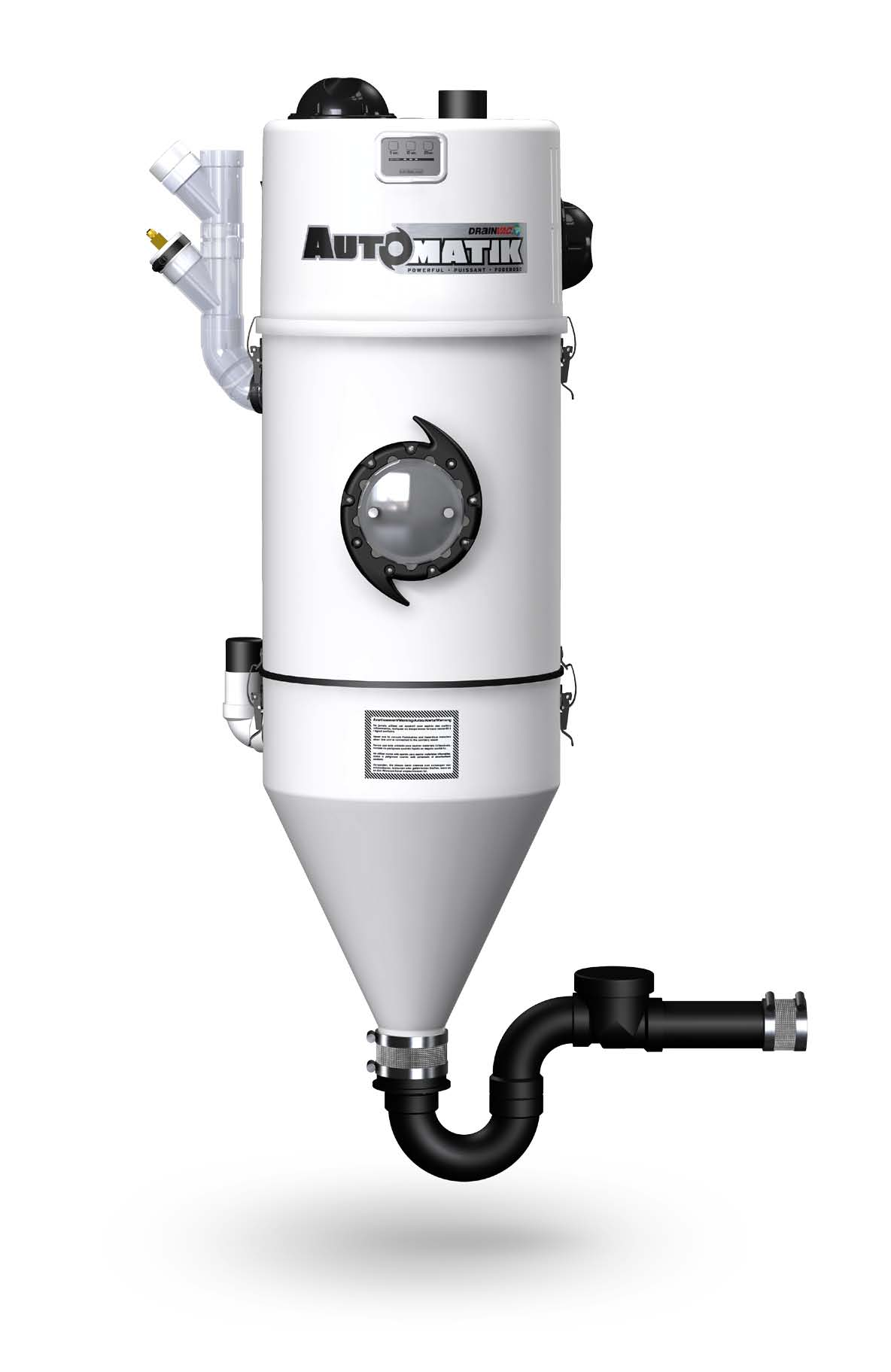 Wet & Dry Central Vacuum Systems - Alarvac Systems Inc.